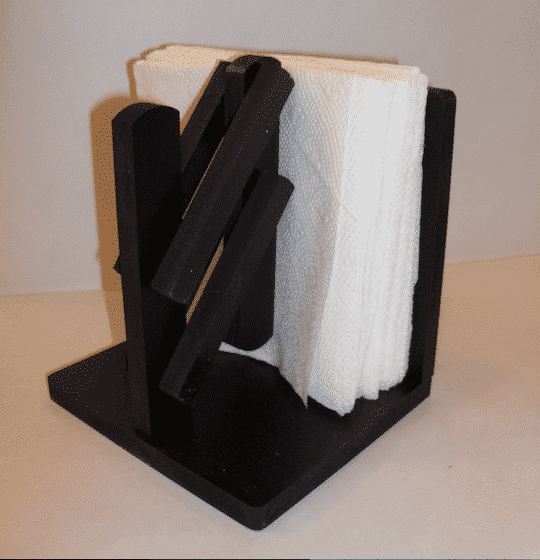 Clean Towel Napkin Holder